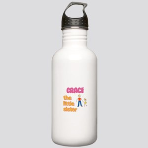 Grace - The Little Sister Stainless Water Bottle 1