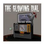 Glowing Dial Sci-Fi Tile Coaster