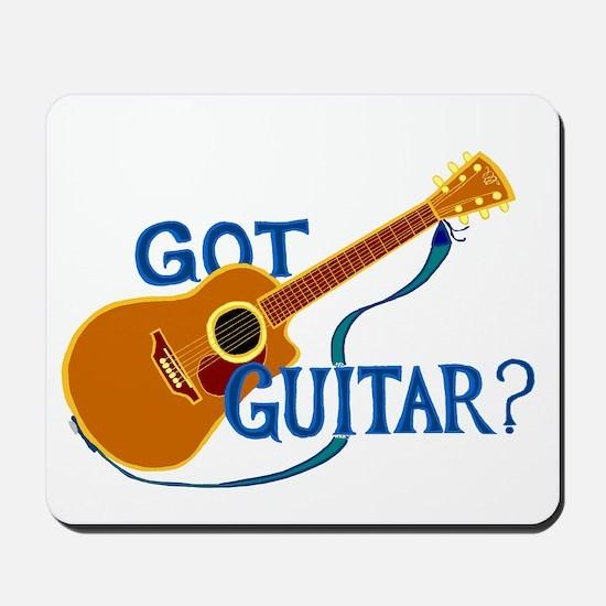 Got Guitar? Mousepad
