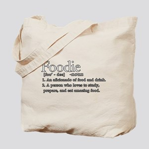 Foodie Defined Tote Bag