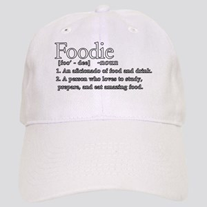 Foodie Defined Cap