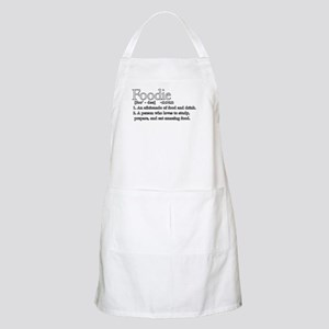 Foodie Defined Apron