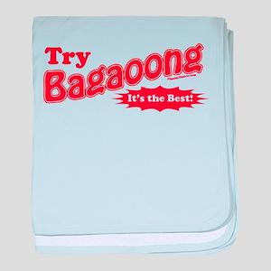 Try Bagaoong baby blanket