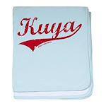 Kuya baby blanket