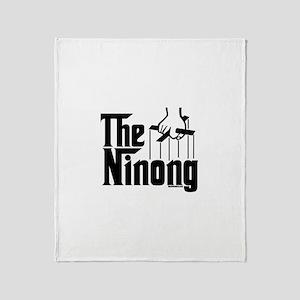 The Ninong Throw Blanket