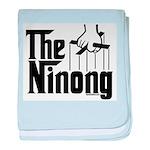 The Ninong baby blanket