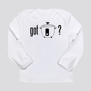 got rice (cooker) Long Sleeve Infant T-Shirt