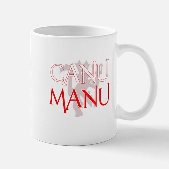 Cute Manchester united Mug