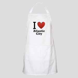I Love Atlantic City Apron