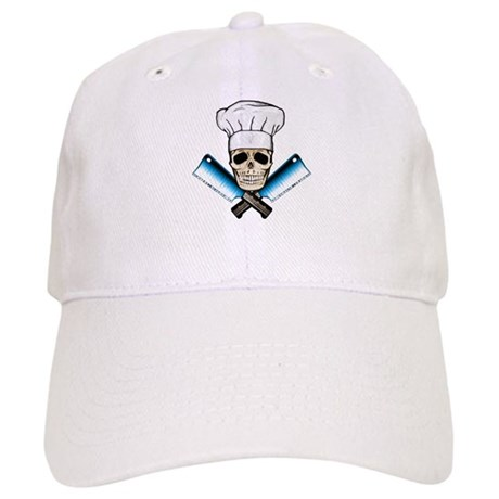 Chef Skull--Color 1-- Cap