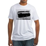 DSM Power - Fitted T-Shirt