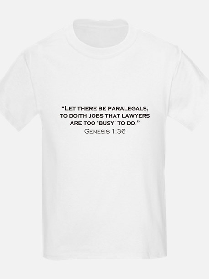 Paralegal / Genesis T-Shirt