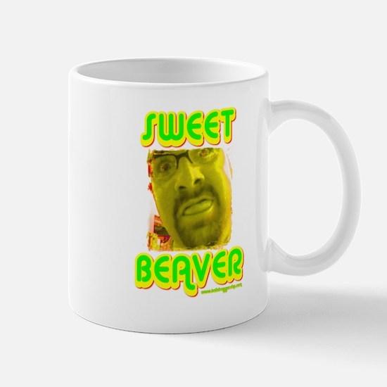 Sweet Beaver! Mug