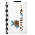 Coffee & Wi-Fi Notebook