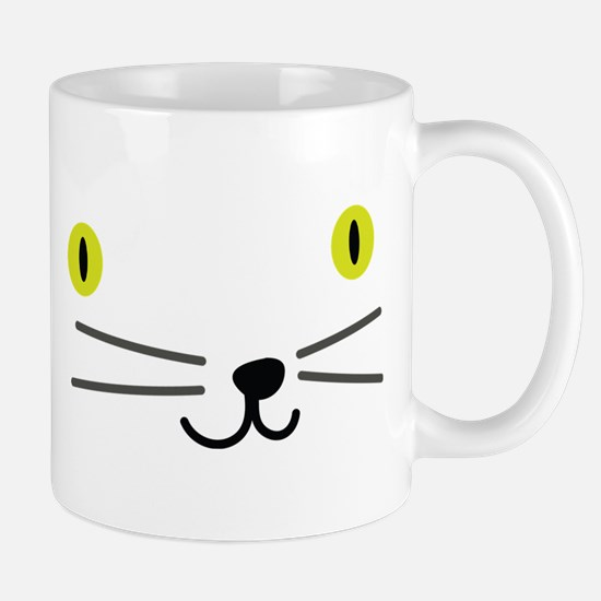 CRAZYFISH kittie Mug