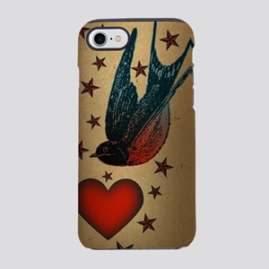 swallows-and-stars_ff iPhone 7 Tough Case