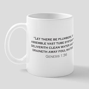 Plumber / Genesis Mug