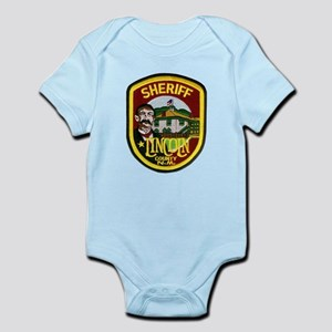 Lincoln County Sheriff Infant Bodysuit