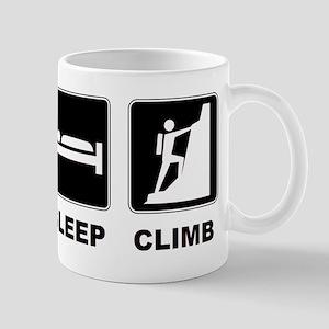 eat seep climb Mug