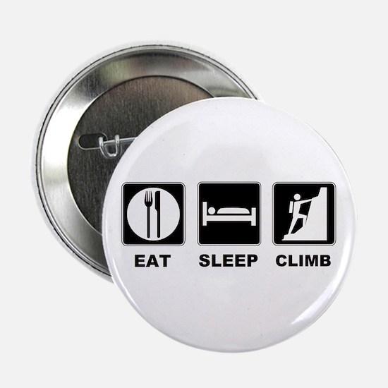 "eat seep climb 2.25"" Button (100 pack)"