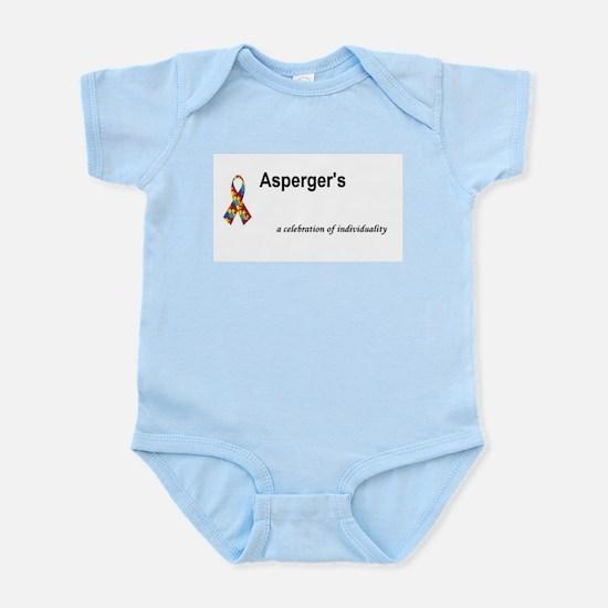 Autism/Asperger's Awareness Infant Creeper