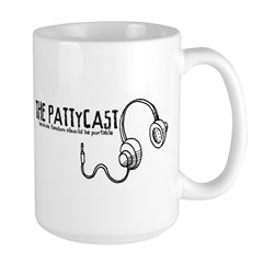 PattyCast Portable Fandom Large Mug