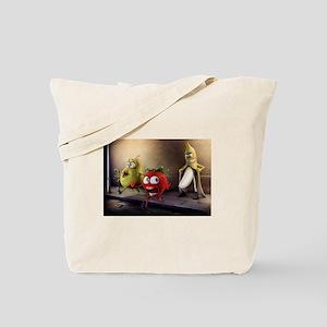 Flashing Fruit Tote Bag