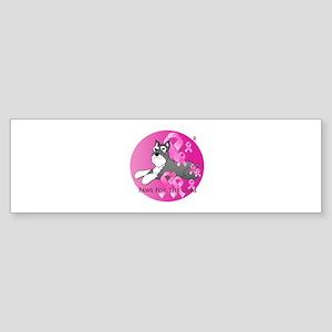 Schnauzer Sticker (Bumper)