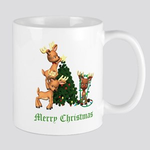 A VERY DEER CHRISTMAS Mug