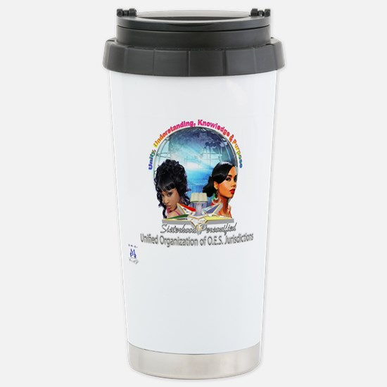 UOOJ Sisterhood Stainless Steel Travel Mug