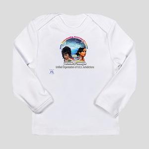 UOOJ Sisterhood Long Sleeve Infant T-Shirt