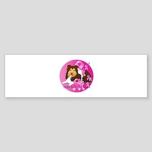 Shetland Sheepdog Sticker (Bumper)