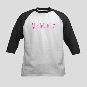 Mrs. Martinez Kids Baseball Jersey