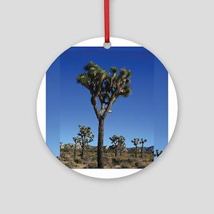 Joshua Tree Ornament (Round)
