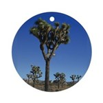 Joshua Tree Ornament (Round)