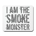 Smoke Monster Mousepad
