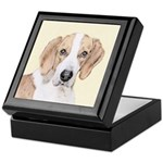 American Foxhound Keepsake Box