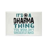 Dharma Thing Rectangle Magnet (10 pack)