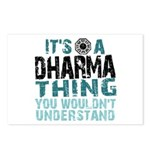 Dharma Thing Postcards (Package of 8)