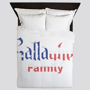 Gallagher Family Queen Duvet