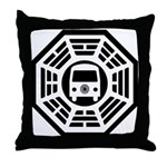 Dharma Van Throw Pillow