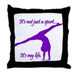 Gymnastics Pillow - Life