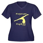 Gymnastics (plus) - Life Plus Size T-Shirt