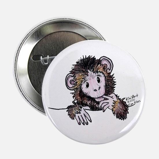 "Pocket Monkey II 2.25"" Button"
