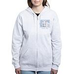 Arctic Fox Women's Zip Hoodie