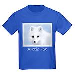 Arctic Fox Kids Dark T-Shirt