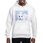 Arctic Fox Hooded Sweatshirt
