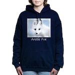 Arctic Fox Women's Hooded Sweatshirt