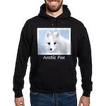 Arctic Fox Hoodie (dark)