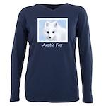 Arctic Fox Plus Size Long Sleeve Tee